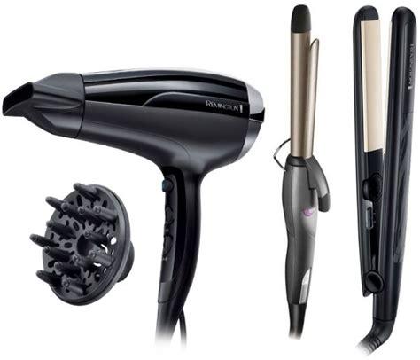 Hair Dryer Fleco Type 258 remington ceramic 230 hair straightener black s3500 plus remington pro air shine hair dryer