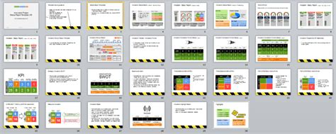 Innovation Report Template Innovation Project Status Report Powerpoint 15 Formats
