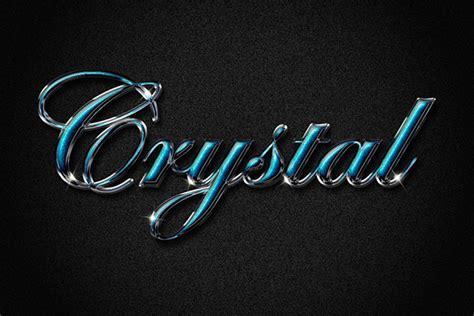 font design tutorial photoshop crystal text effect planet photoshop