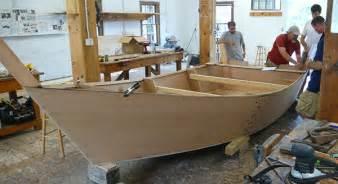 backyard boat building 20 lumber yard skiff