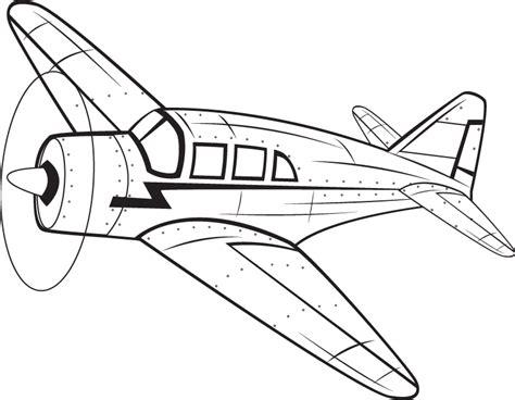 airplane line art free download clip art free clip art