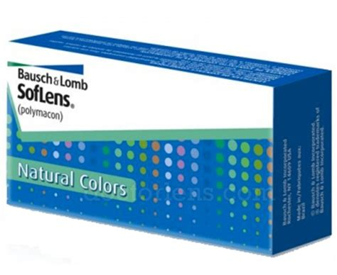 Softlens Of Water 1 soflens colors bausch lomb contact lenses