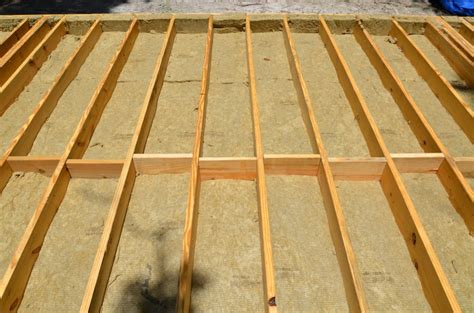 Floor Insulation R Value by Rock Wool Insulation For Floor Of High Performance Tiny
