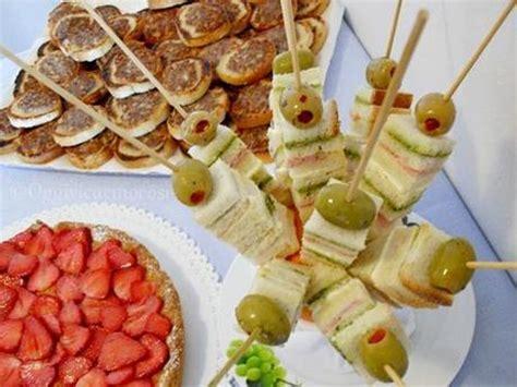 cosa cucinare per un compleanno festa di compleanno con mini buffet paperblog
