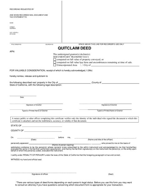 free printable quit claim deed form indiana amazing quit claim deed template photos entry level