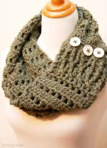 Crocheted Infinity Scarf Keep Yourself Cozy This Winter With These 22 Crocheted