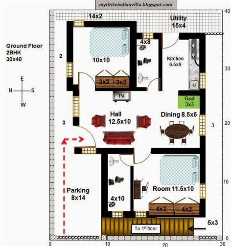 30x40 house plans india 30x40 house plans india home design and style