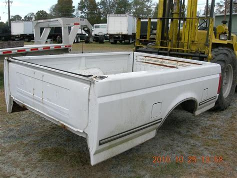 used ford truck beds used 1995 ford 8 pickup bed pickup truck body for sale in