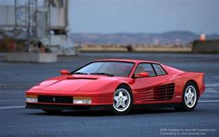 Picture Of A Testarossa Testarossa Wallpapers Wallpaper Cave
