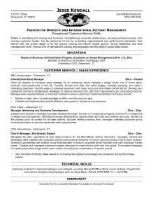 International Student Recruiter Sle Resume by Business To Business Sales Resume Sles Of Resumes