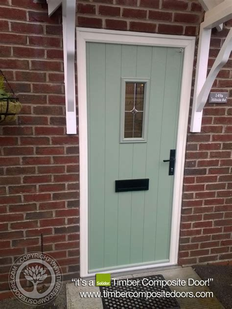 Solidor Front Doors Chartwell Green Flint Solidor Timber Composite Door 2 Installed By Timber Composite Doors