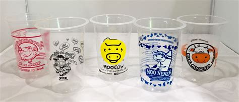 Kemasan Gelas Plastik Printing Cup Plastik