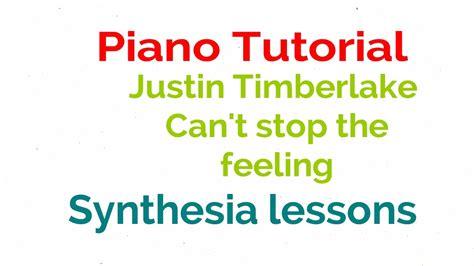 justin timberlake i got this feeling justin timberlake i got this feeling inside my bones piano