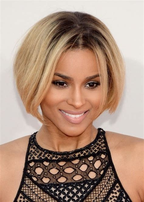 blonde bob dark skin blonde hair colors for short haircuts 2016 hairstyles
