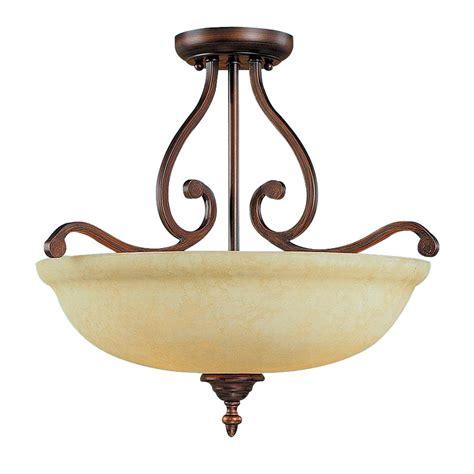 shop millennium lighting 13 in w rubbed bronze frosted shop millennium lighting 18 in w rubbed bronze semi flush