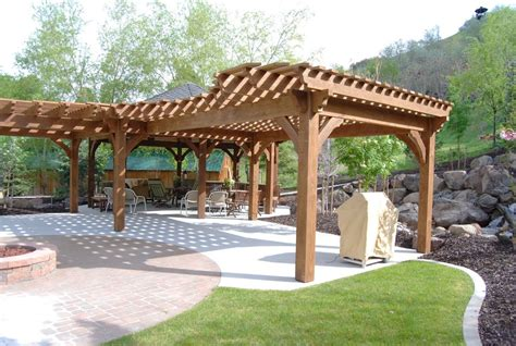 pergola kits prices the 4 quot must haves quot to price a pergola kit western timber