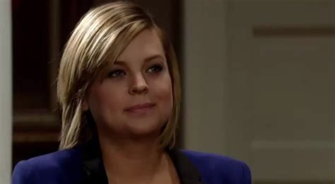 general hospital maxie s new haircut maxie jones kirsten storms general hospital wiki wikia