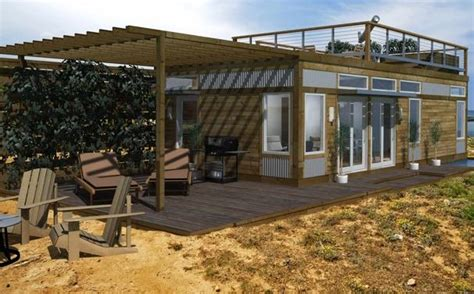 small prefab houses by homes