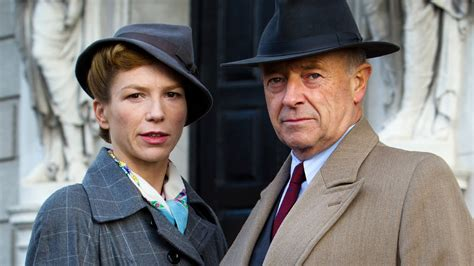 Michael Kitchen And Tv Shows foyle s war series creator was ready for uk cancellation