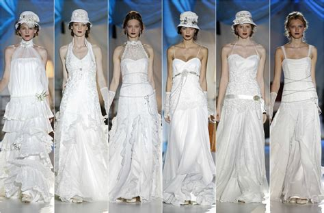 imagenes de vestidos de novia estilo años 20 tendencias 2014 vestidos de novia inspirados en el gran