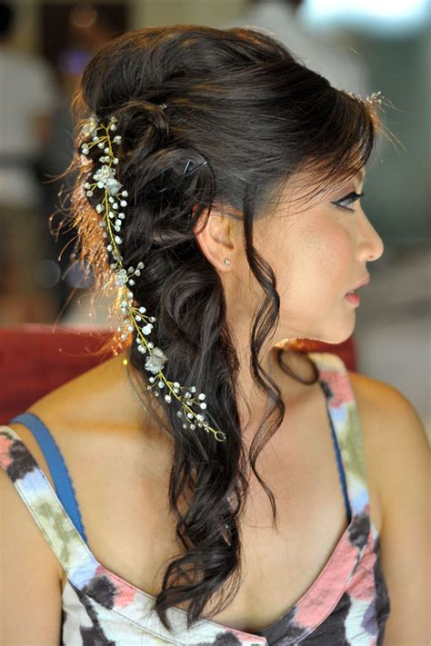 hairstyle thailand hairstyle page 015 wedding accessories thailand