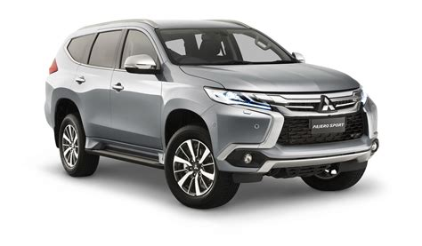 mitsubishi pajero sport 2016 2016 mitsubishi pajero sport review caradvice