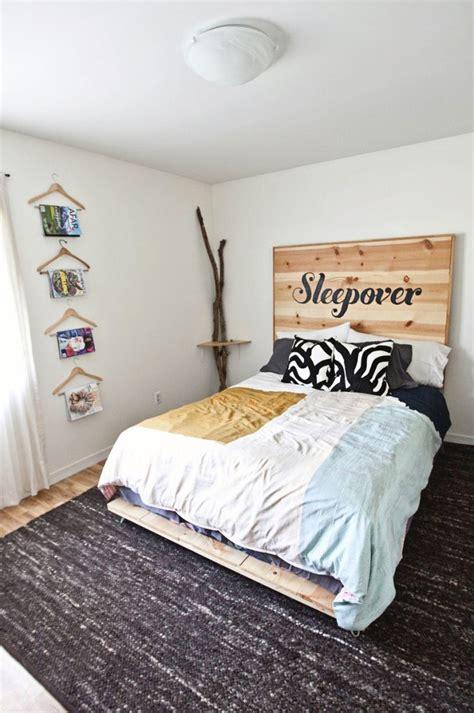 diy headboard frame 20 diy bed frames to meet your sleeping comfort needs