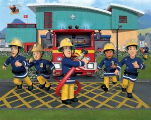 pin fireman sam wall mural on pinterest fireman sam wallpaper mural wallpaper from fads