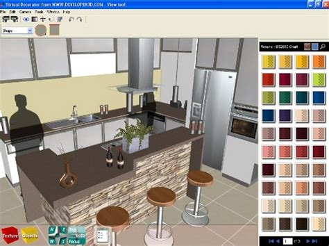 Virtual Kitchen Designer Free Online | free virtual kitchen designer home interior design