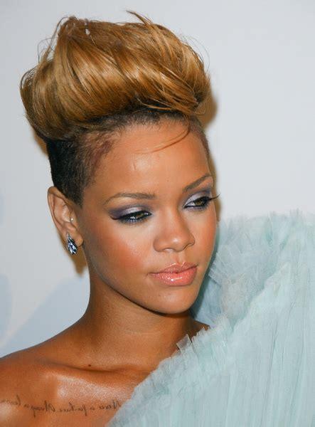 feminine mohawks haircuts mohawk hairstyles for black women best medium hairstyle