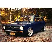 Following The Papertrail  Americas Only 1977 Audi 50