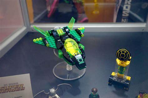 Lego Batman Green Lantern Sinestro 76025 lego green lantern vs sinestro comic con 2014 lego