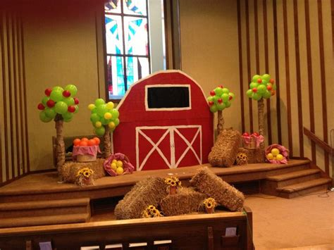 Farm Decorations For Home by The 77 Best Images About Vbs 2017 Ideas On