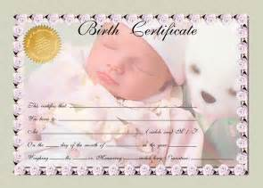 reborn birth certificate template free birth certificate green multi by afox2004 on deviantart