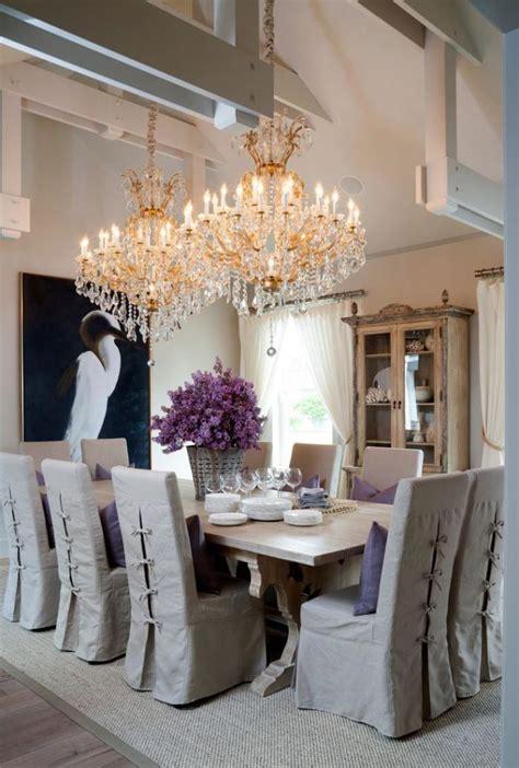 kronleuchter esszimmer 42 atemberaubende interieur varianten mit kristall