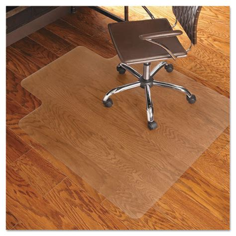 45x53 clear chair mat 45x53 lip chair mat economy series for floors