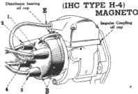 farmall a magnito ignition system the farmall a tractor site