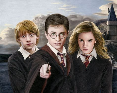 Weasley And Hermione Granger by Harry Potter Weasley And Hermione Granger Harry