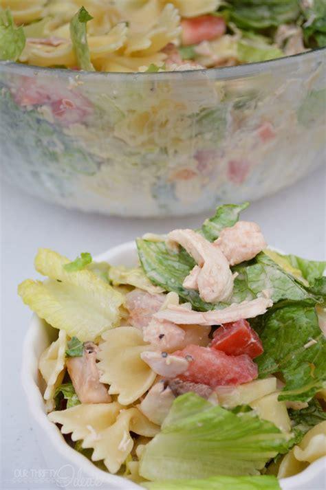 diy best pasta salad recipes diy ideas tips diy picnic placemat chicken pasta salad recipe our