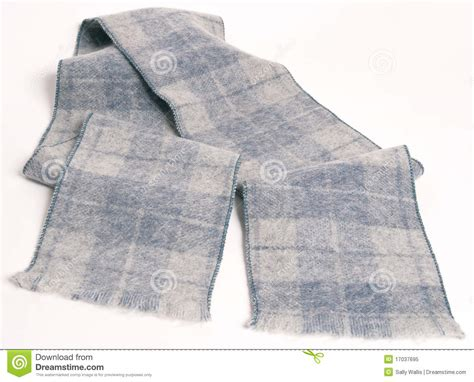 square l shades grey scarf with square pattern in shades of grey stock image