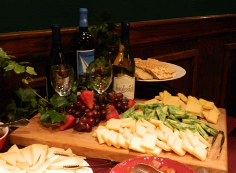busch gardens food wine festival 2014 menus and pictures