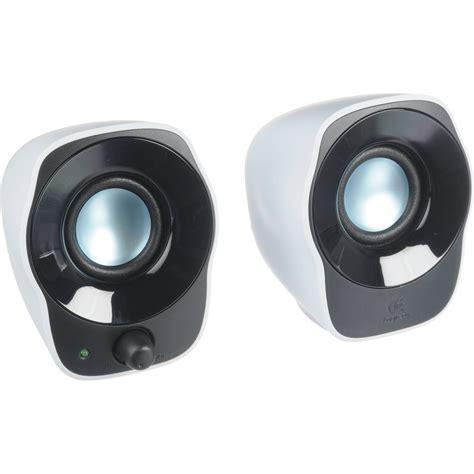 Logitech Z120 Compact Stereo Speaker logitech z120 stereo speakers 980 000524 b h photo