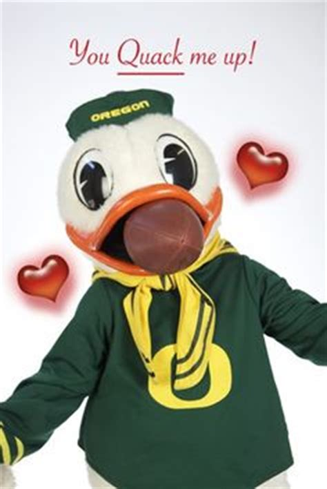 Duck Store Gift Card - oregon duck mascot happy birthday card los regalos pinterest oregon ducks happy
