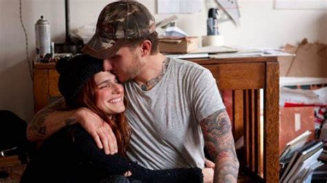 lake bell tattoos  husband  time  wishes   big rachael ray show