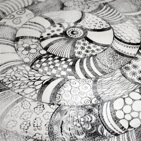 how to use spiral doodle spiral zentangle tiles zia