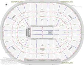 American Airlines Arena Floor Plan chicago united center detailed seat amp row numbers end