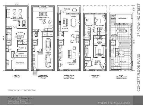 brooklyn brownstone floor plans historic brownstone floor plans brownstone pinterest