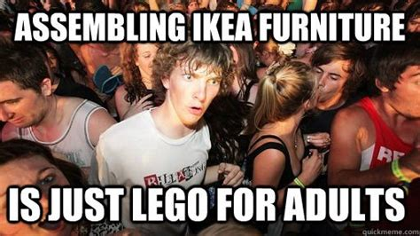 Ikea Furniture Meme - 42 weird laws around the world page 4 of 7