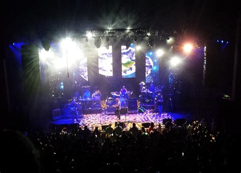Panic Lighting by Concert Review Widespread Panic S Sold Out Show At The