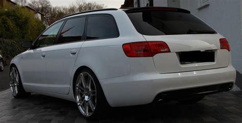 Audi A6 4f Eibach Federn by Eibach Sportline Tieferlegungsfedern Audi A6 Typ 4f Avant